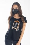 náhled - Včera, dnes a zítra dámske tričko