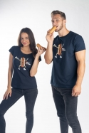 náhled - Na párku pánske tričko