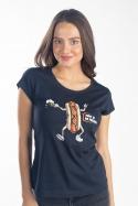náhled - Na párku dámske tričko