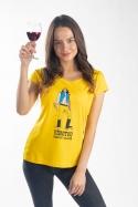 náhled - Vínotou dámske tričko