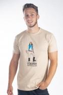 náhled - Vínotou pánske tričko