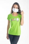 náhled - Nový člen dámske tričko