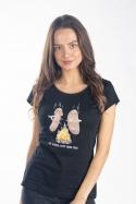 náhled - Dark side dámske tričko