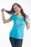 náhled - Hráblo dámske tričko
