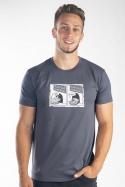 náhled - Myš na plastike pánske tričko