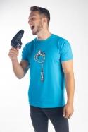 náhled - V sprche pánske tričko