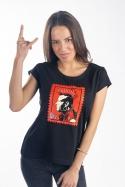 náhled - Známka punku dámske tričko