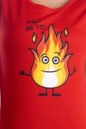 náhled - Pálí mi to dámske tričko