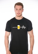 náhled - Beer Help pánske tričko