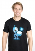náhled - Časovaná bomba pánske tričko