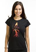 náhled - Zapaľovač dámske tričko