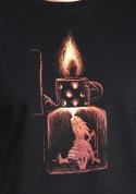 náhled - Zapaľovač pánske tričko