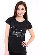 náhled - Veľký voz dámske tričko