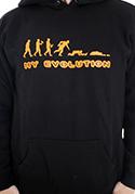 náhled - My Evolution pánska mikina
