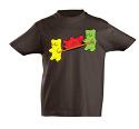 náhled - Gumkáči detské tričko