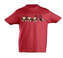 náhled - Opica detské tričko