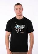náhled - Našrot pánske tričko