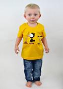 náhled - Nesprávny koniec detské tričko