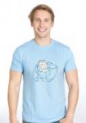náhled - Relax pánske tričko