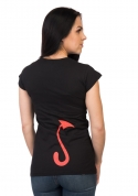 náhled - Čierna ovca dámske tričko