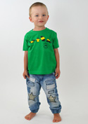 náhled - Testované detské tričko