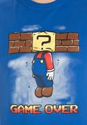 náhled - Game over pánske tričko