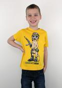 náhled - Surikata detské tričko