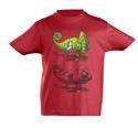 náhled - Zapnuté vypnuté detské tričko