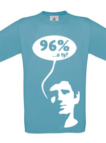 96 - modré pánské
