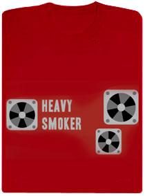 Detail návrhu Heavy Smoker