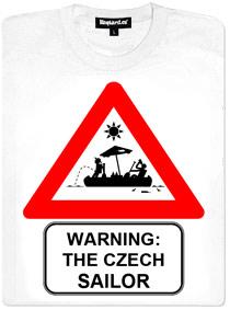 Detail návrhu Czech sailor