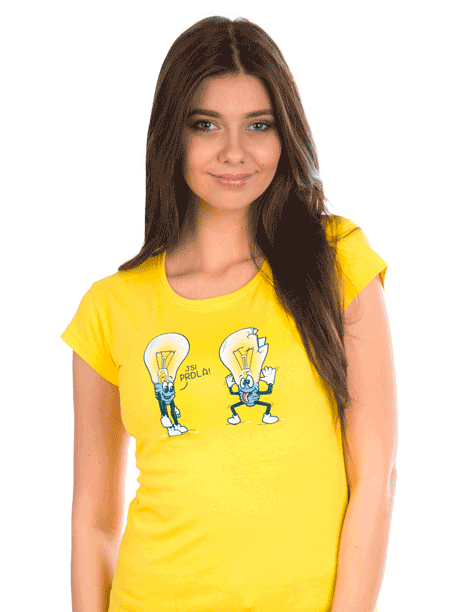 Dámske tričko Prdlá