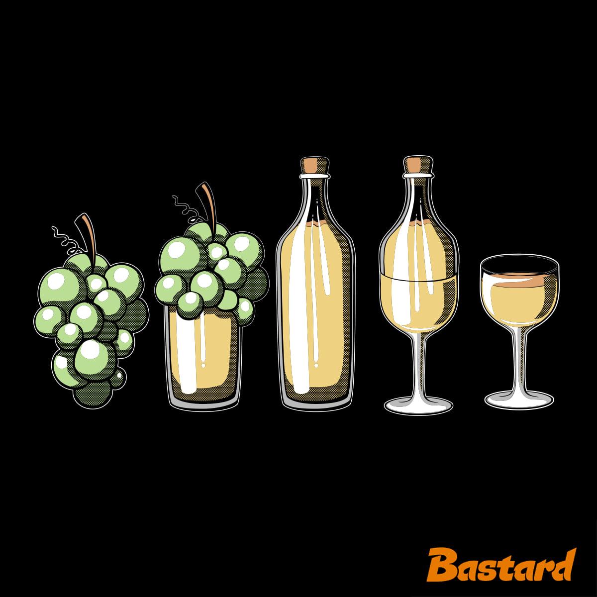 Evolúcia vína
