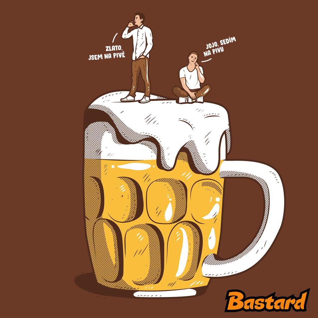 Na pivě