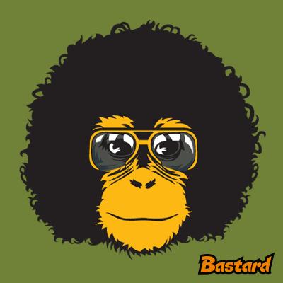 Retro opičiak