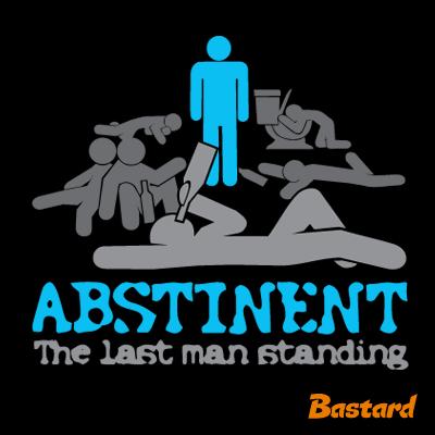 Abstinent
