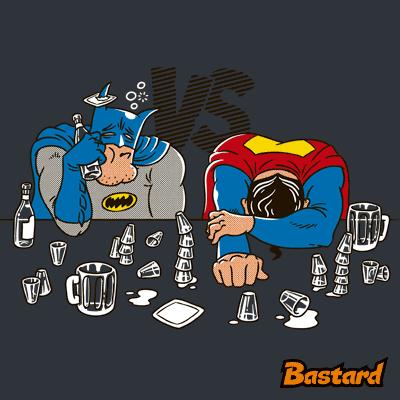 Súboj superhrdinov