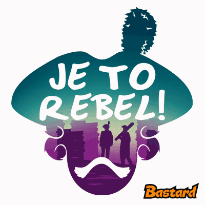 Je to rebel