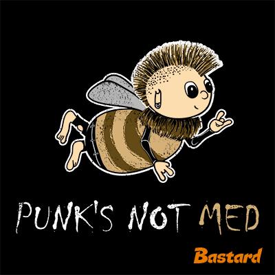 Punks Not Med