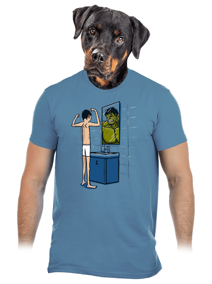 Hulk pánske tričko