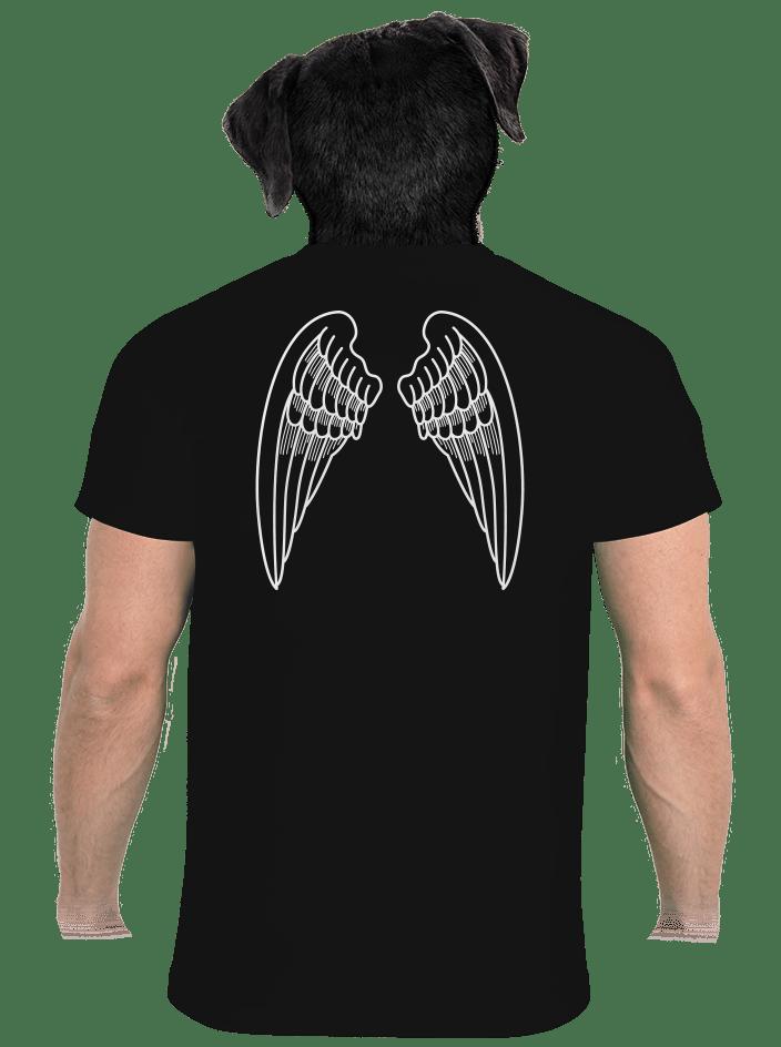 Krídla pánske tričko