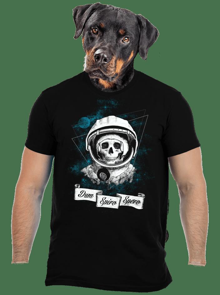 Dum Spiro Spero pánske tričko