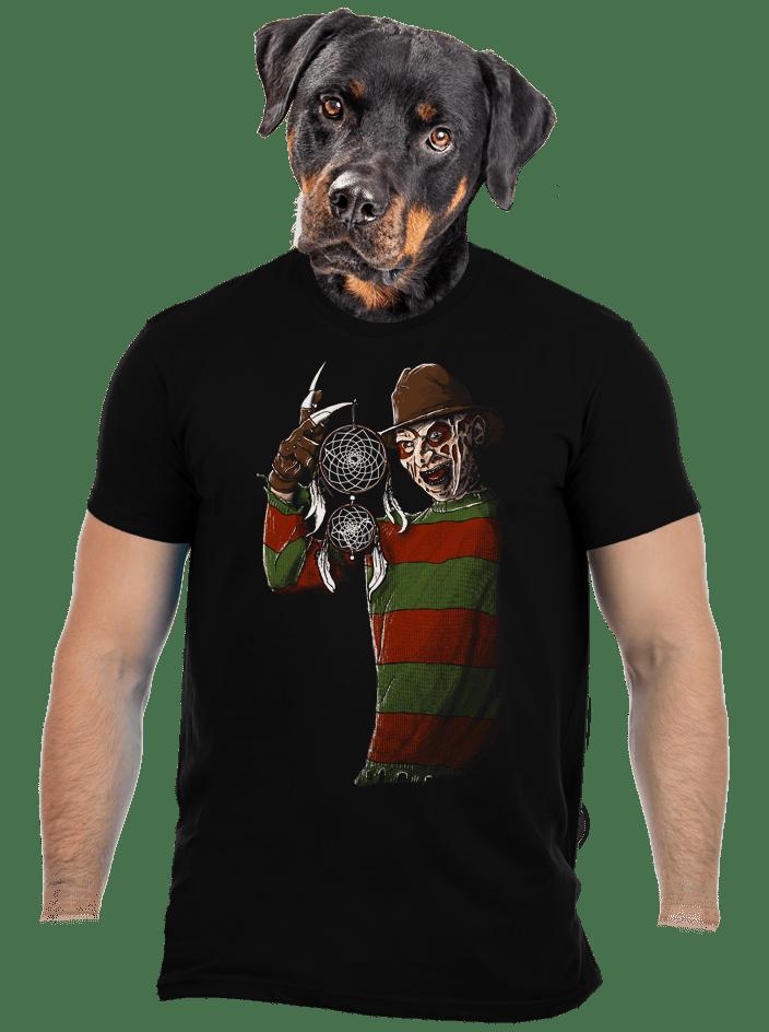 Freddyho pomsta pánske tričko