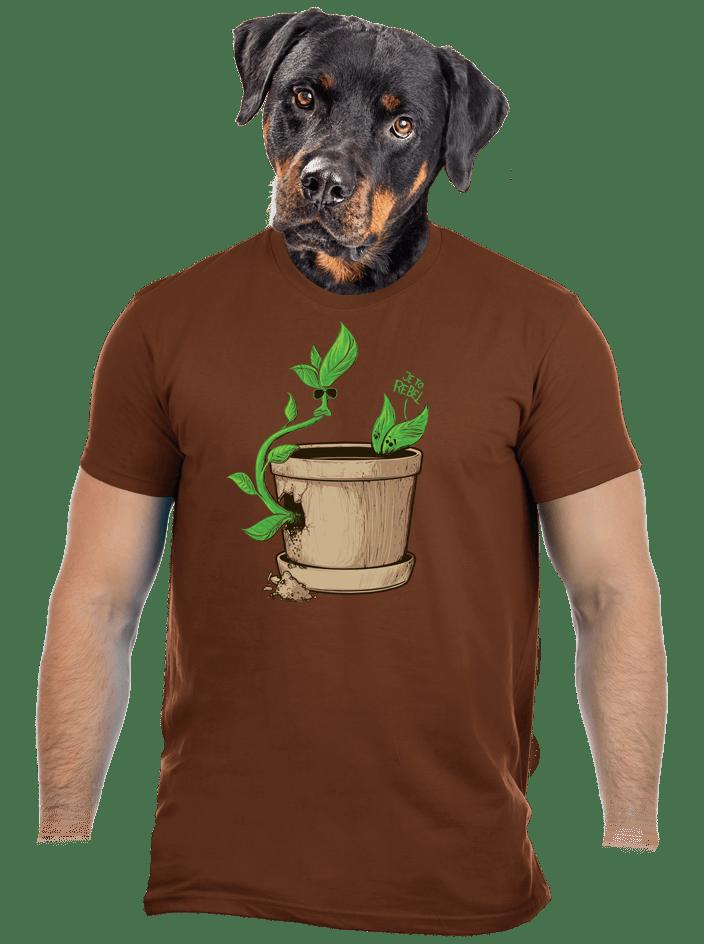 Rebel pánske tričko