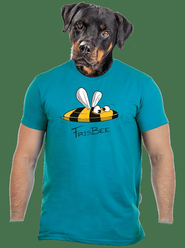 Frisbee pánske tričko