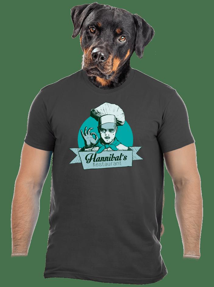 U Hannibala pánske tričko