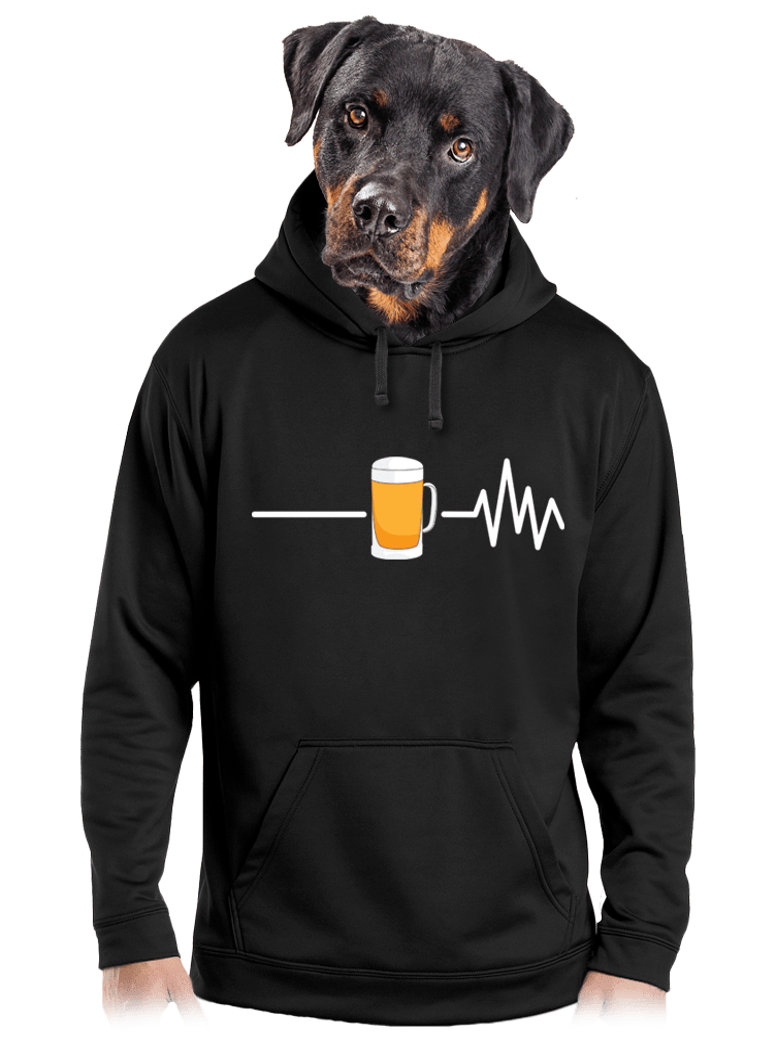 Beer Help pánska mikina