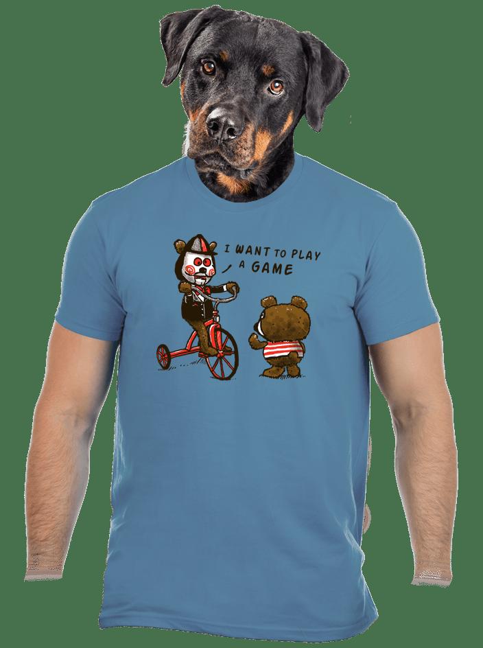 Medvede od Kolína pánske tričko