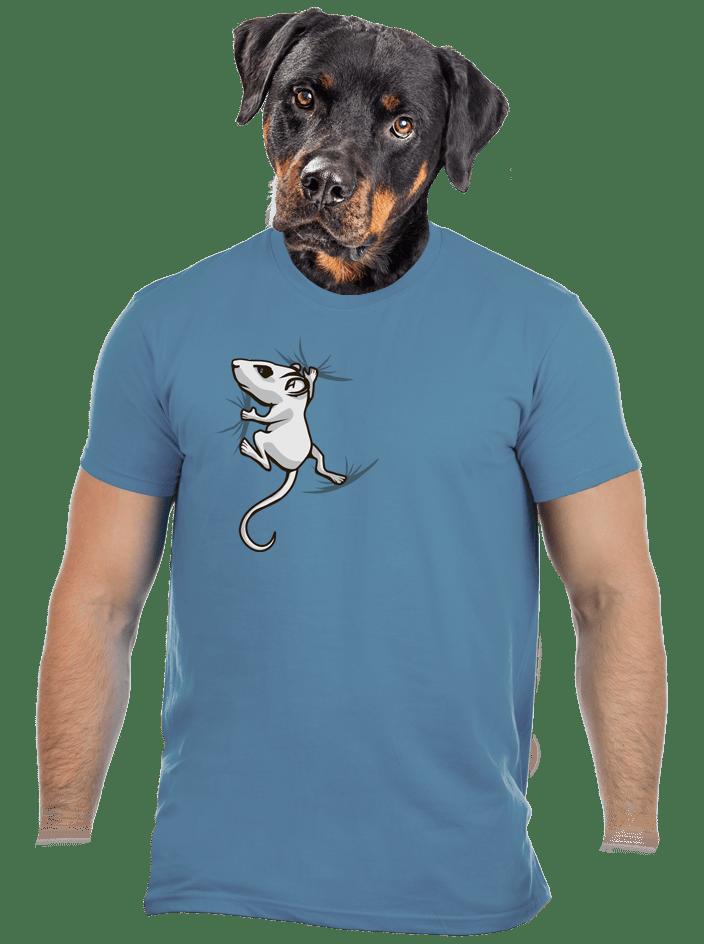 Myšiak pánske tričko