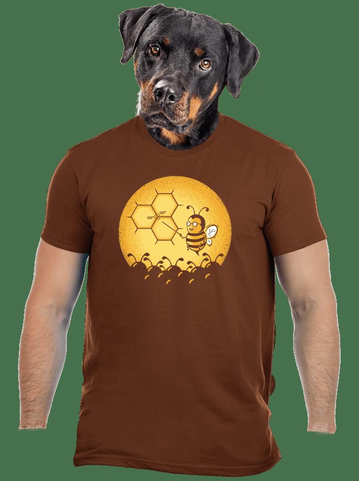 Včelí univerzita pánske tričko
